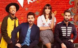 Les quatre coachs de « The Voice Kids » 2020