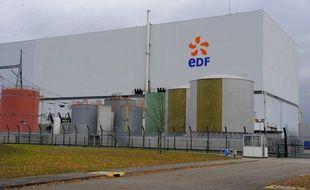 Centrale nucléaire de Fessenheim. (Archives)