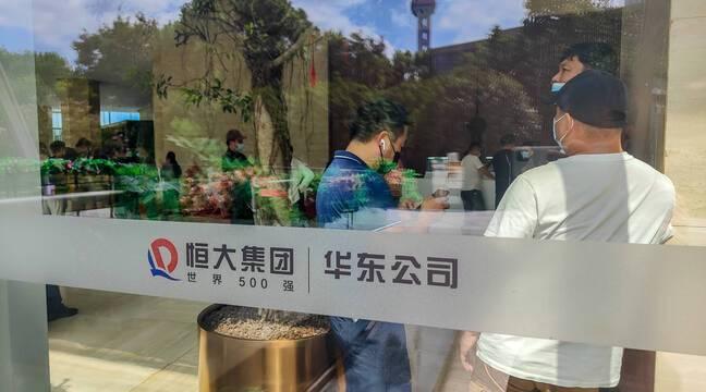 Chine : Au bord de la faillite, le géant de l'immobilier Evergrande se veut rassurant