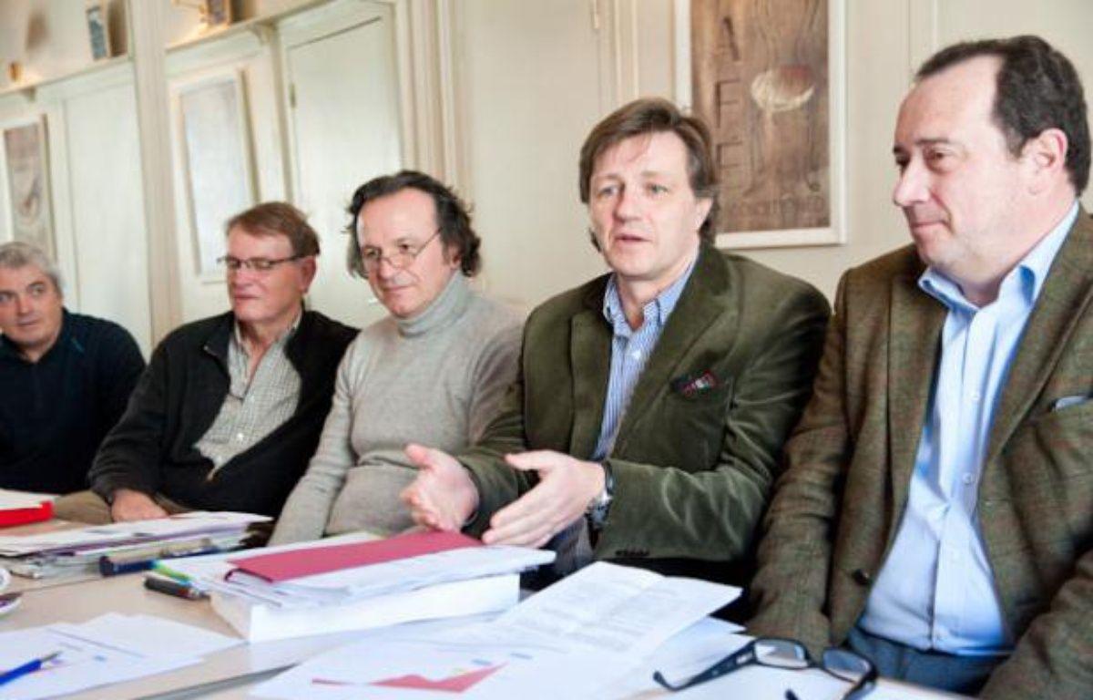 L'association Trans'Cub dénonce la politique de l'eau de la communauté urbaine de Bordeaux – S.ORTOLA/20MINUTES