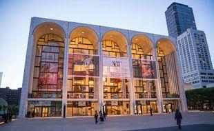 Le Metropolitan Opera de New York (illustration).