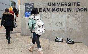 L'université Jean Moulin de Lyon avait été la proie à une psychose en 2013, lors des affaires de viols. (Archives