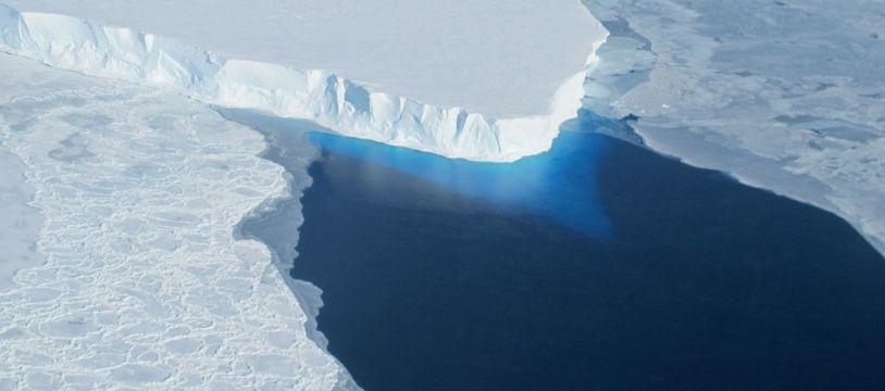 Les glaces recouvrant l'océan arctique ont atteint cet hiver leur plus faible étendue en 38 ans, a indiqué cette semaine la Nasa.