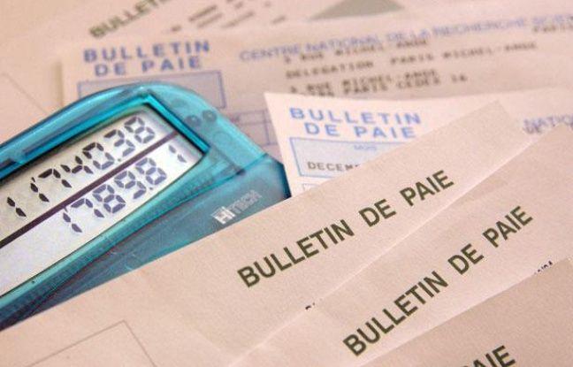 Bulletin de salaires, le 19 janvier.