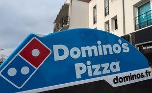 Domino's Pizza (illustration).