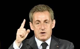Nicolas Sarkozy à Bordeaux le 12 novembre 2016