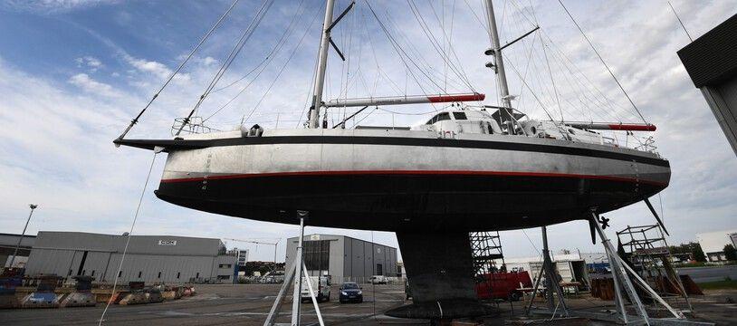 Le voilier cargo de la société Grain de Sail va traverser l'Atlantique pour transporter du cacao jusqu'en Bretagne.