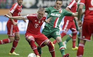 Le Bayern Munich a connu sa première défaite de la saison en championnat d'Allemagne le 5 avril 2014.