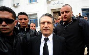 """La justice tunisienne a condamné jeudi le patron de la chaîne privée Nessma, à une amende pour """"atteinte au sacré"""", une décision en forme de compromis particulièrement attendue dans un procès test pour la liberté des médias depuis la chute de Ben Ali."""