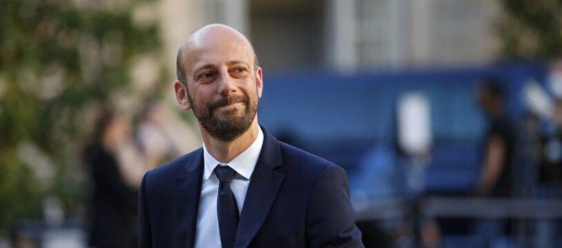 Stanislas Guerini, délégué général de La République en marche à Matignon le 20 mai 2020.