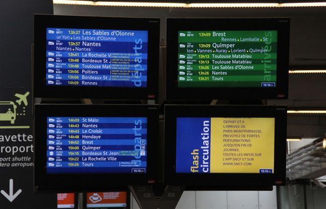Vendredi 27 juillet 2017, le trafic était totalement interrompu en gare de Paris-Montparnasse après l'incendie d'un poste électrique.