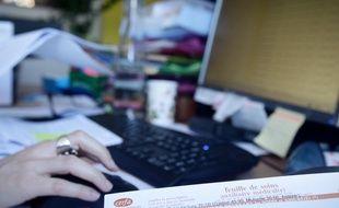 Bureaux dans le service des fraudes des professionnels de santé au sein de la CPAM de Haute garonne. 12/10/11 Toulouse