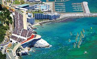 Marina de Marseille (Voile) 2-3