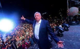 Andrés Manuel Lopez Obrador deviendra président du Mexique le 1er décembre.