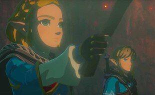 La suite de « Zelda: Breath of the Wild » est le jeu le plus attendu des fans de Nintendo