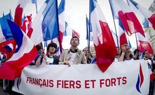 Près de quatre Français sur dix (37%) se disent d'accord à des degrés divers avec les idées défendues par le Front national, même si une majorité (51% contre 42%) estime que le FN est un danger pour la démocratie, selon un sondage TNS Sofres pour la Matinale de Canal + mercredi.