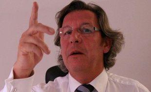 Le premier secrétaire du PS du Nord, Gilles Pargneaux.