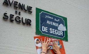 Illustration d'une manifestation de soignants à quelques jours de la fin du «Ségur de la Santé».