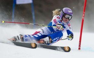 La Française Tessa Worley a remporté samedi le slalom géant de Kranjska Gora, la 6e victoire de sa carrière en Coupe du monde de ski alpin et la 1re cette saison, devançant l'Italienne Federica Brignone et l'Allemande Viktoria Rebensburg de 66 et 89/100e.