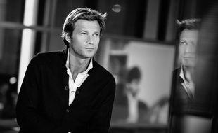 Le journaliste Laurent Delahousse
