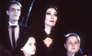 """Une image du film """"La famille Adams""""."""