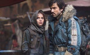 «Rogue One» aurait pu avoir une fin très différente.