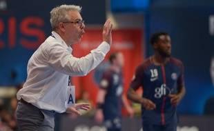 Thierry Anti, le coach nantais.