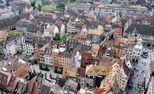 Il y aurait 3.400 logements vacants sur l'Eurométropole de Strasbourg (Illustration)