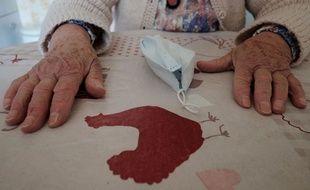 Une grande partie des pensionnaires et des membres du personnel de l'Ehpad de Séverac-d'Aveyron a été touchée par le Covid-19. Illustration.