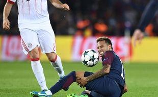 Le Parisien Neymar