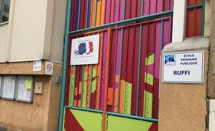 L'école Ruffi à Marseille