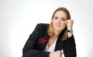 Charline Vanhoenacker, journaliste et humoriste belge