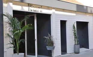 Le restaurant U.Ni à Nantes