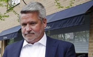 L'ancien dirigeant de Fox News Bill Shine, en 2017.