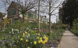 Les jardins de Giverny.