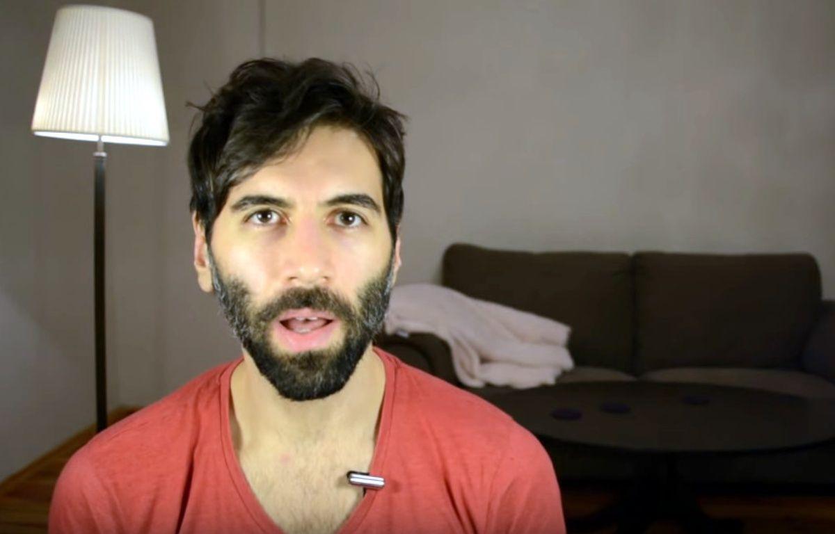 Le blogueur américain Roosh V (Daryush Valizadeh, de son vrai nom). – YOUTUBE/ROOSH V