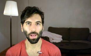 Le blogueur américain Roosh V (Daryush Valizadeh, de son vrai nom).