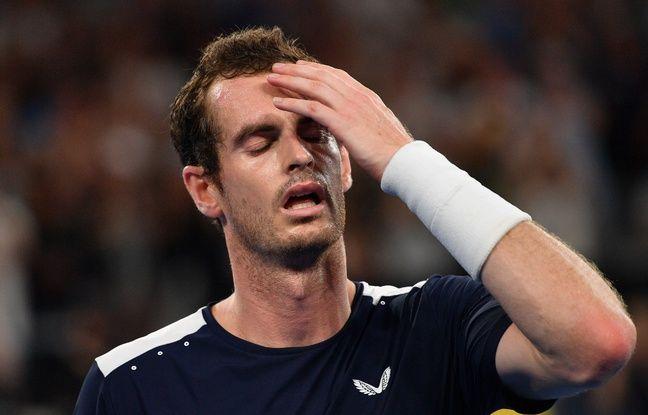 VIDEO. Andy Murray forfait pour les tournois de Montpellier et Marseille