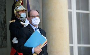 Coronavirus: Jean Castex en déplacement à Dijon samedi