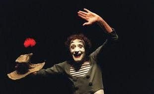 Strasbourg va rendre ses lettres de noblesse à l'art du mime avec une exposition sur Marcel Marceau. (Archives)