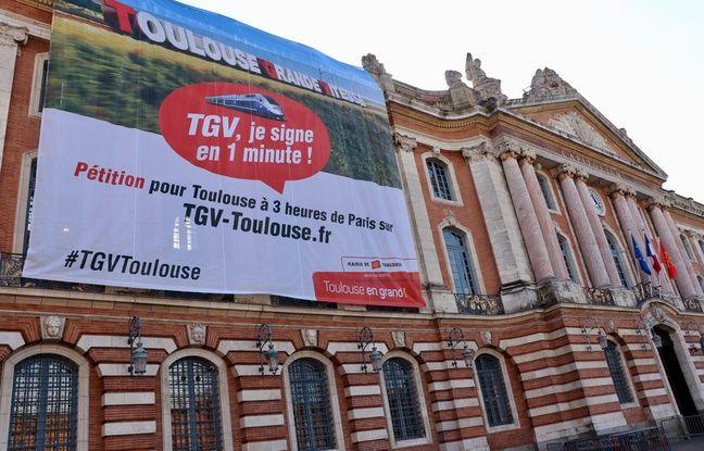 TGV Bordeaux-Toulouse: La polémique continue entre le maire de Toulouse et la SNCF