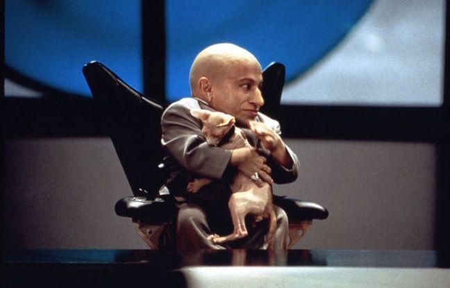 Verne Troyer dans «L'Espion qui m'a tirée» (1999).