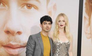 Les époux Joe Jonas et Sophie Turner