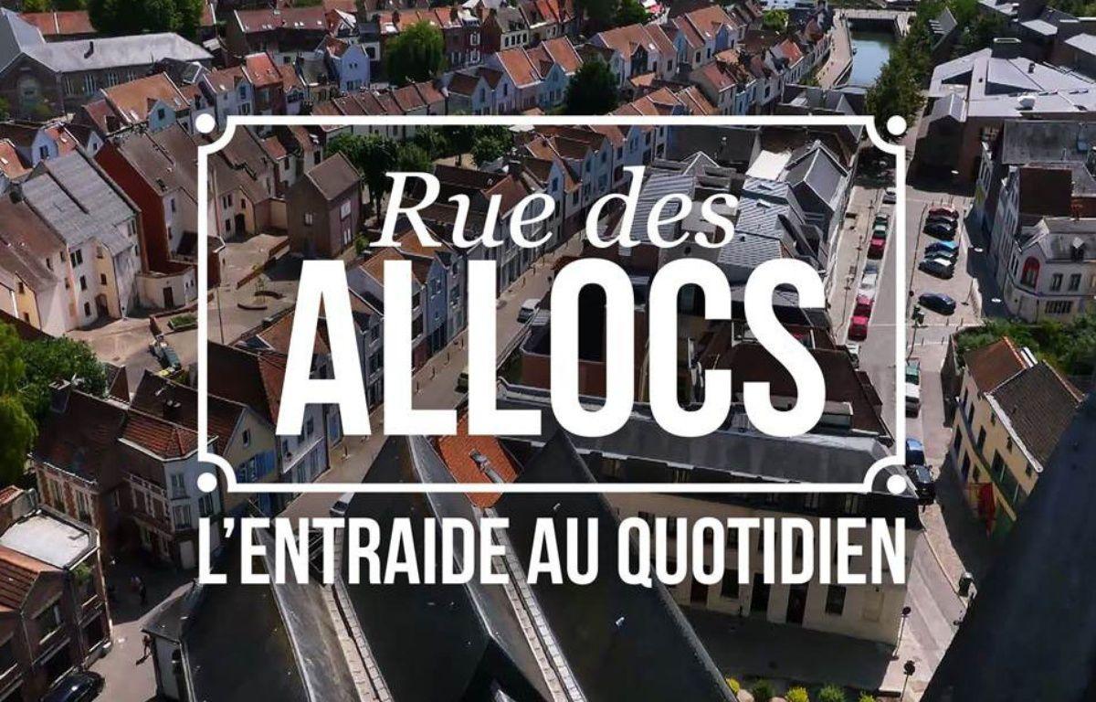 Image extraite du générique des deux derniers épisodes de « Rue des allocs ». – CAPTURE D'ECRAN/M6
