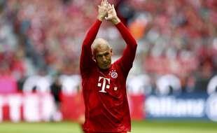 Arjen Robben aura écrit les plus belles pages de sa carrière sous les couleurs du Bayern Munich.