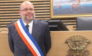 Philippe Pradal est le nouveau maire de Nice.