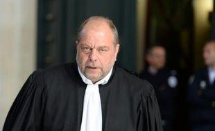 L'avocat pénaliste Eric Dupond-Moretti.