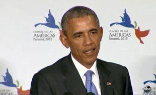 Barack Obama juge qu'Hillary Clinton ferait