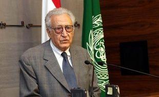 C'est dans ce contexte macabre que M. Brahimi, émissaire de l'ONU et de la Ligue arabe, arrivera samedi à Damas pour sa deuxième visite depuis sa prise de fonctions le 1er septembre.