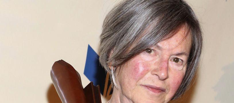 La poétesse américaine Louise Glück auréolée du  prix Nobel de littérature 2020.